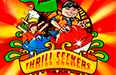 Игровой автомат Thrill Seekers Вулкан